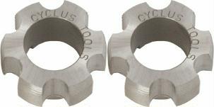 werkzeuge > fahrradwerkzeuge: Cyclus Tools Schneideisen Cyclus einzeln für Tretlagergehäuse BSA