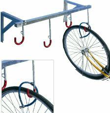 fahrradständer > fahrradständer: WSM Fahrrad-Reihen-Hängeparker Modellreihe 3800 6räd decke