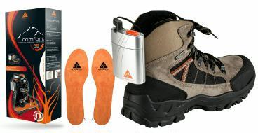 Schuhheizung Alpenheat Comfort