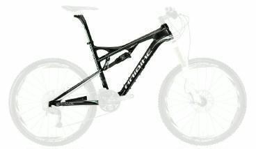 Rahmen Mountainbike Hai Heet SL Carbon Fully frei Haus