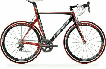 Rennrad Merida Reacto 909-COM 2012