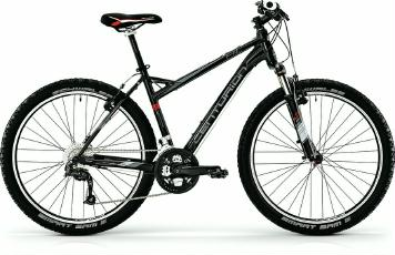 Mountainbike Centurion Backfire Fit 500 2013