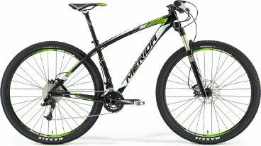 Mountainbike Merida Big.Nine CF Team Carbon 29er 2014 frei Haus