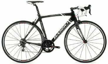 Rennrad Basso Laguna Carbon 105 2014 frei Haus