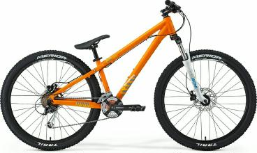 Dirtbike Merida Hardy 4 2014