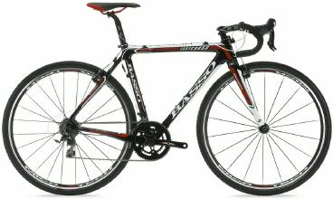 Crossrad Basso Fast Cross Carbon Ultegra 2014 frei Haus