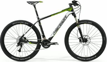 Mountainbike Merida Big.Seven CF X0 Edition 27,5er 2014 frei Haus