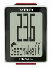 Fahrradcomputer VDO M2 WL kabellos