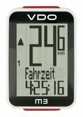 Fahrradcomputer VDO M3 WR/WL Sale Angebote Groß Luja