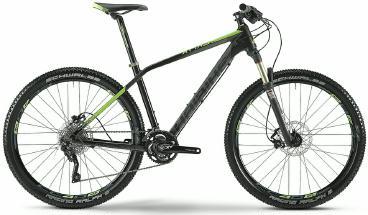 Mountainbike Haibike Attack RX Pro 27,5 Carbon 2014 frei Haus