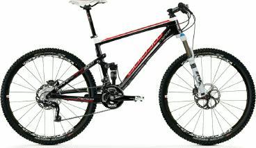 Mountainbike Merida Ninety-Nine CF 3000 Fully 2012 frei Haus
