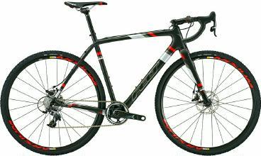 Crossrad Felt F4X Cyclecross Carbon Disc 2015 frei Haus