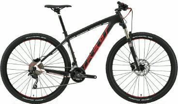 Mountainbike Felt Nine 5 Carbon 29er 2015 frei Haus