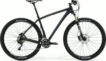 Mountainbike Merida Big.Nine Carbon XT 29er 2015 frei Haus