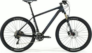 Mountainbike Merida Big.Seven Carbon XT 27,5er 2015 frei Haus