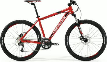 Mountainbike Merida Big.Seven 40 27,5er 2015