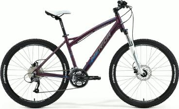 Mountainbike Merida Juliet 6.40-D 26er 2015