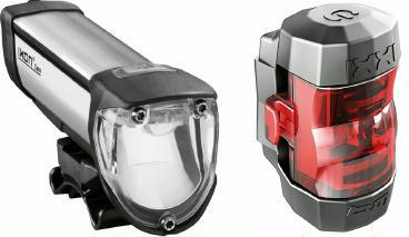 Klein Döbbern Angebote LED Leuchtenset Busch und Müller Ixon Core + Ixxi
