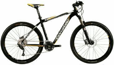 Mountainbike Corratec X-Vert 650B 0.4 27,5er 2015 frei Haus