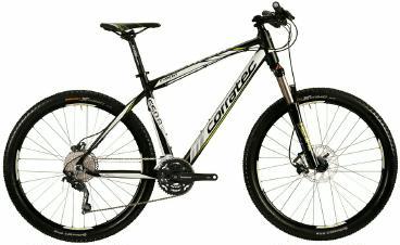 Mountainbike Corratec X-Vert 650B Expert 27,5er 2015 frei Haus