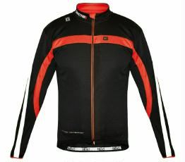 Langarmtrikot Bi-Bike Man Brushed Jersey