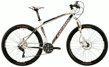 Mountainbike Corratec X-Vert S 0.4 27,5er 2014 frei Haus