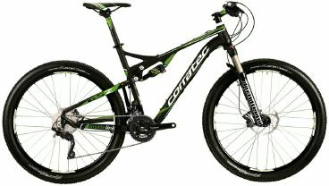 Mountainbike Corratec Inside Link 65 Z Fully 2015 frei Haus