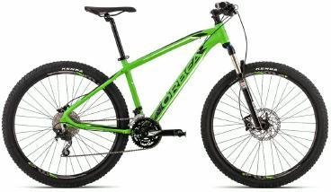 Mountainbike Orbea MX 10 27,5er 2015 frei Haus