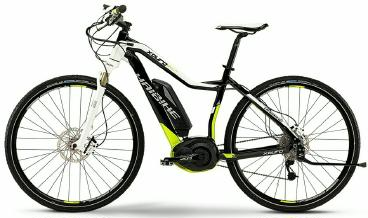 E-Bike Haibike Xduro Cross Pro Damen 2015 frei Haus