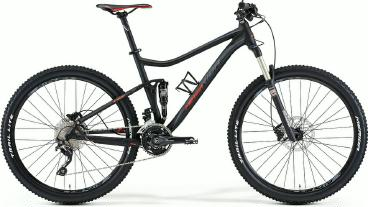 Mountainbike Merida One-Twenty 7.600 Fully 2015 frei Haus