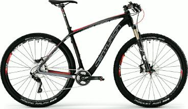 Mountainbike Centurion Backfire Carbon 3000.29 2015 frei Haus