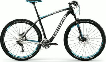 Mountainbike Centurion Backfire Carbon 2000.29 2015 frei Haus