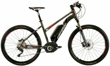 E-Bike Corratec X-Vert 29er Bosch Performance 25 Damen 2015 frei Haus