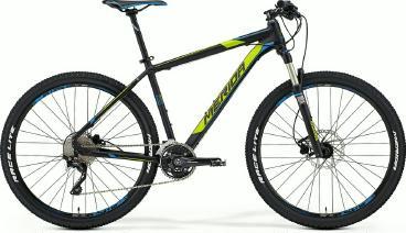 Mountainbike Merida Big.Seven 600 27,5er 2015 frei Haus