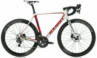 Rennrad Basso Astra Disk Carbon Ultegra 2015 frei Haus