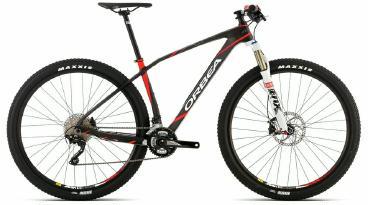 Mountainbike Orbea Alma M50 Carbon 29er 2015 frei Haus
