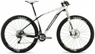 Mountainbike Orbea Alma M30 Carbon 29er 2015 frei Haus