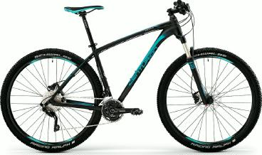 Mountainbike Centurion Backfire Race 800.29 2015 frei Haus