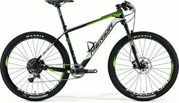 Mountainbike Merida Big.Seven Team Carbon 27,5er 2015 frei Haus