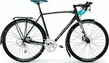 Crossrad Centurion Cyclo Cross 2000 EQ 2015 frei Haus