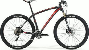 Mountainbike Merida Big.Nine 900 29er 2015 frei Haus