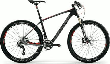 Mountainbike Centurion Backfire Carbon 3000.27 27er 2015 frei Haus