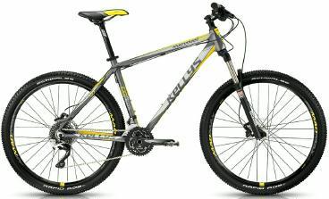 Mountainbike Kellys Madman 50 27,5er 2015 frei Haus