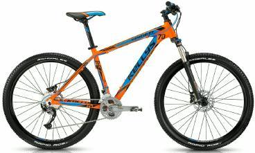 Mountainbike Kellys Spider 70 27,5er 2015 frei Haus