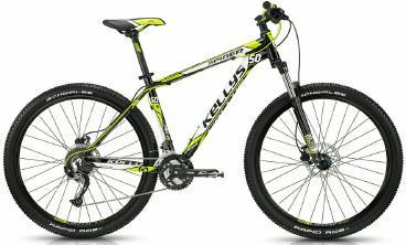 Mountainbike Kellys Spider 50 27,5er 2015 frei Haus