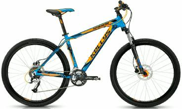 Mountainbike Kellys Spider 30 27,5er 2015