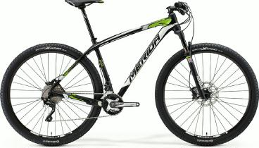 Mountainbike Merida Big.Nine 6000 Carbon 29er 2015 frei Haus
