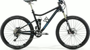 Mountainbike Merida One-Twenty 7.800 Fully 27,5er 2015 frei Haus