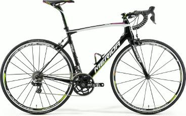 Rennrad Merida Ride Team-E Carbon 2015 frei Haus