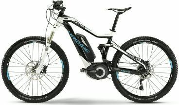 E-Bike Haibike Xduro FullSeven RC Fully 27,5 Zoll 2015 frei Haus